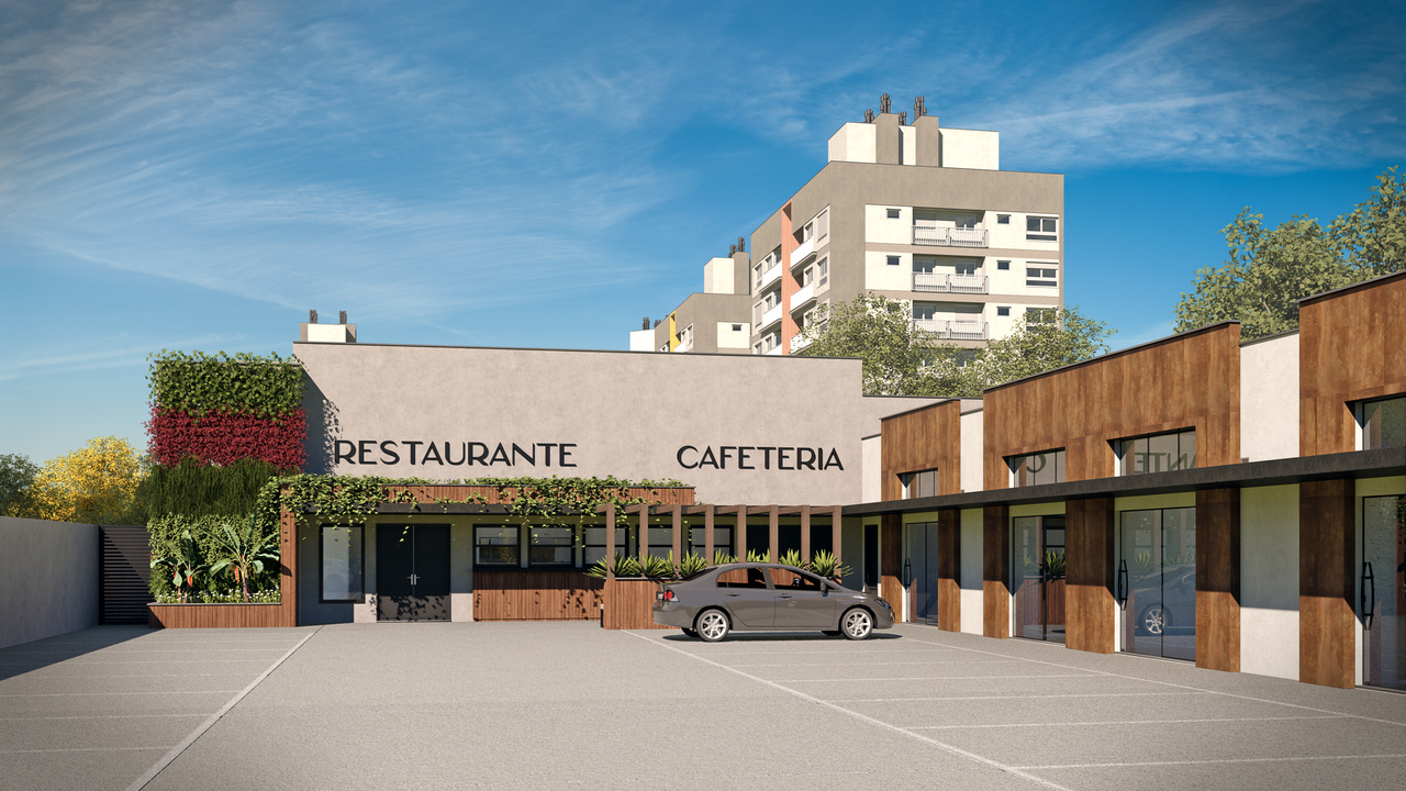 Restaurante e Cafeteria